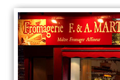 fromagerie martin